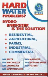 hydro energiser