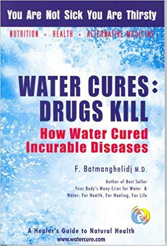 Water heals diseases